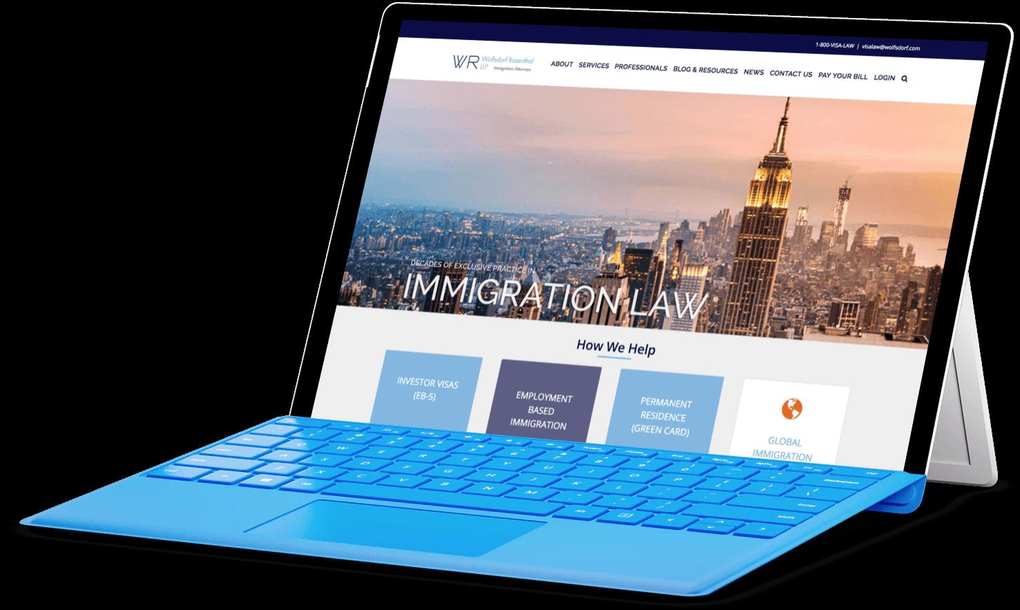 Attorney Website Deign Maui Designing Hawaii