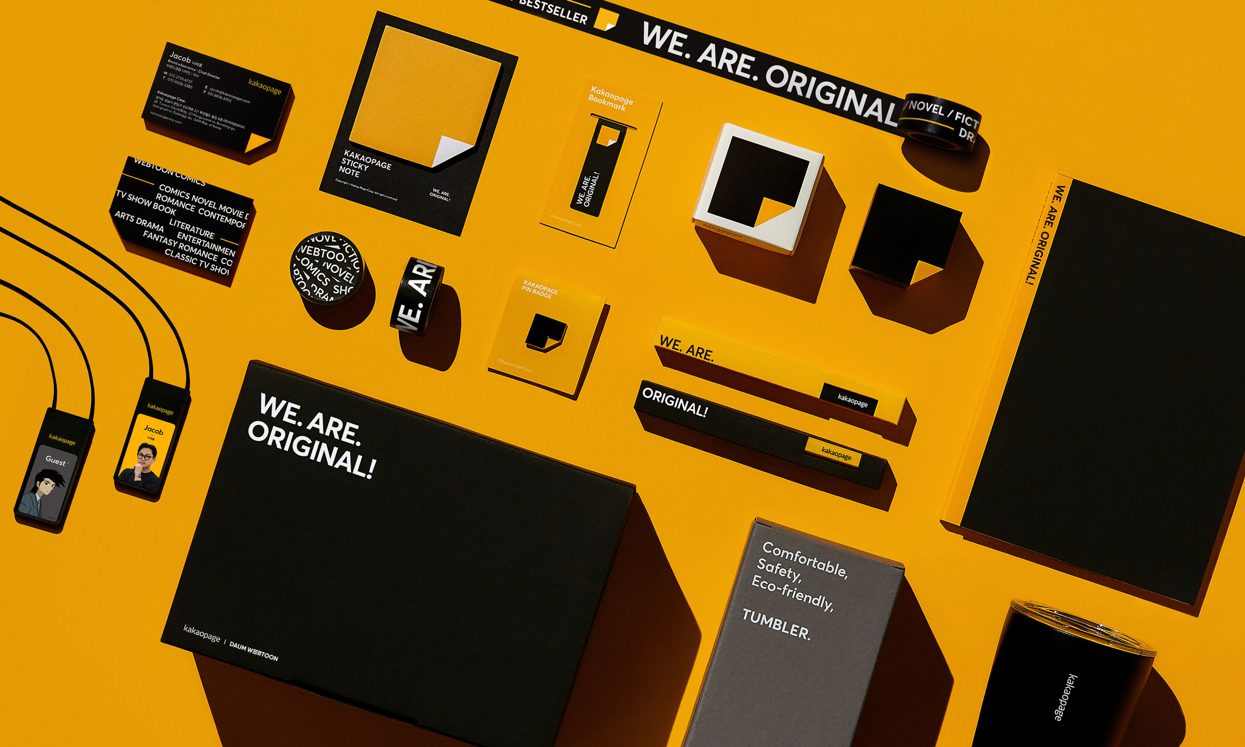 Brand Kit The Hawaii Agency app website design