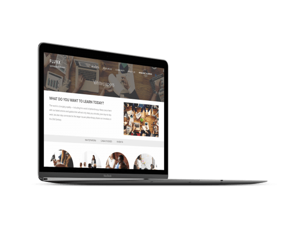 Davey Duarte Fluxx Laptop 600x450 1 Case Studies