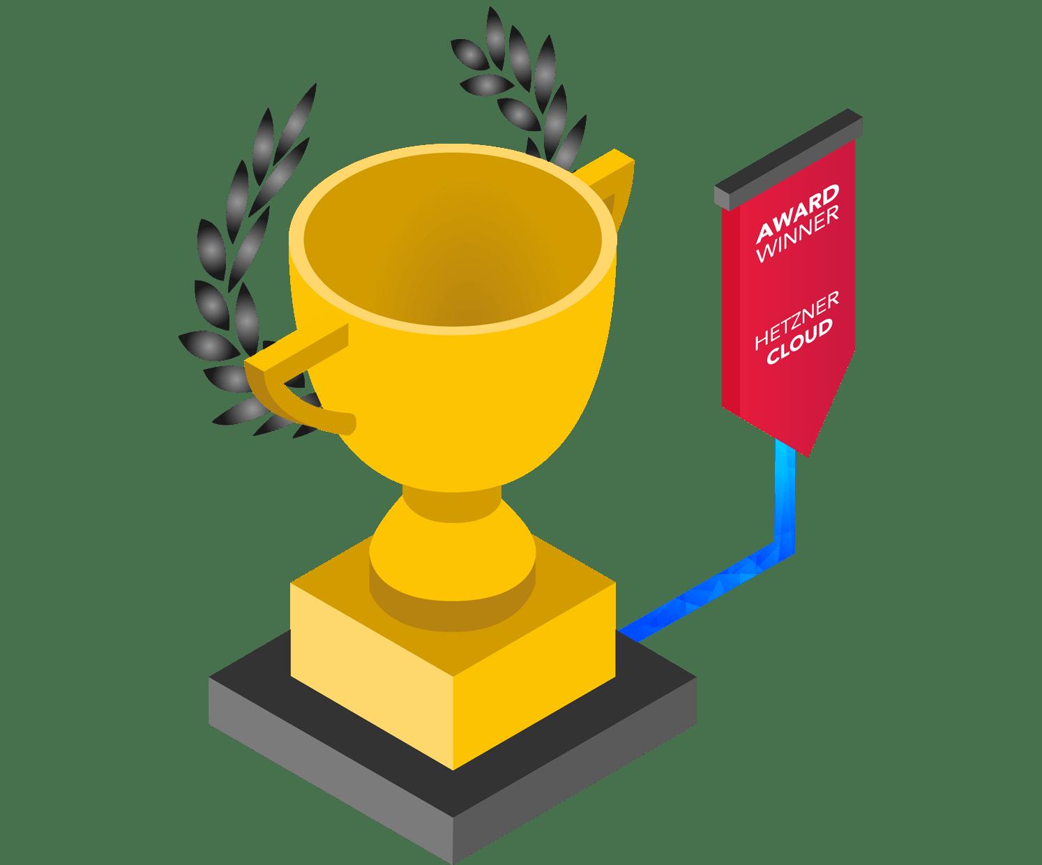 The Hawaii Agency Award Winning Cloud Servers Hetzner app website design