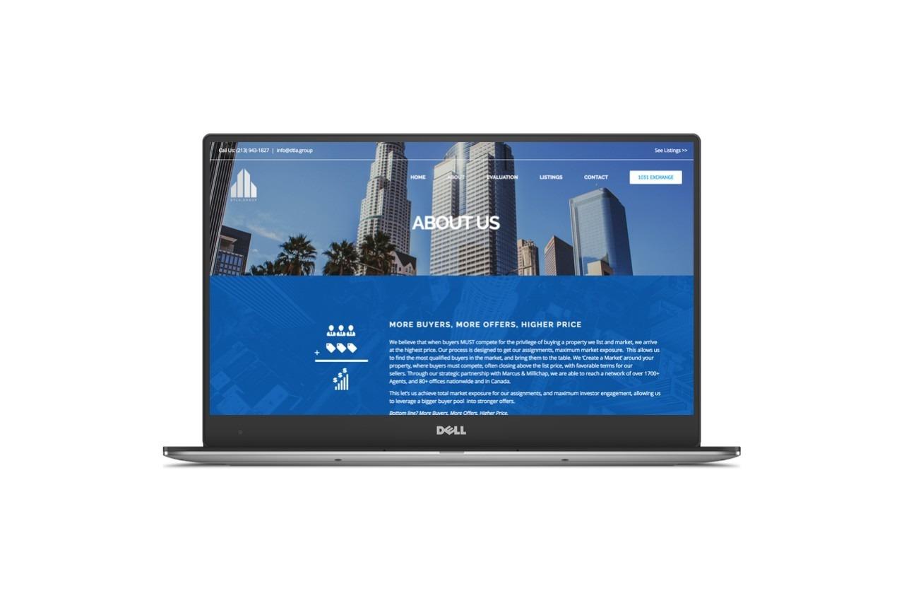 dlta website about